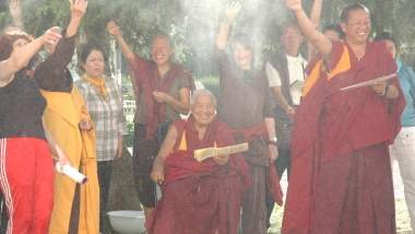 Tibetan Language and Culture Summer Programme - Tibet in the Loire